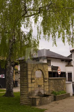 Tryavna fountain stock photo, Tryavna fountain  by Desislava Dimitrova