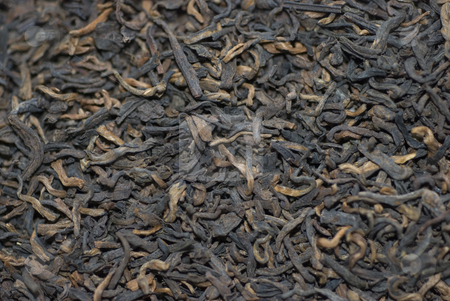 Refined black tea, sort