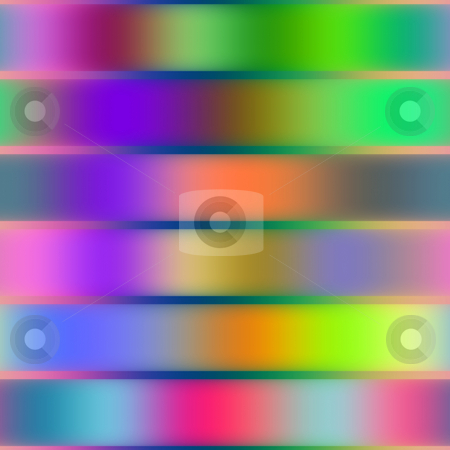 Blur lines pattern stock photo, Seamless texture of bright horizontal gradient lines by Wino Evertz