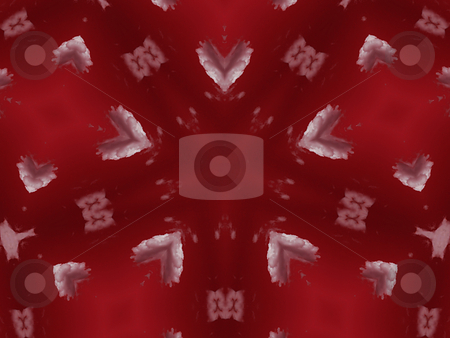 Hearts Background Pattern stock photo, Hearts Background Pattern by Dazz Lee Photography