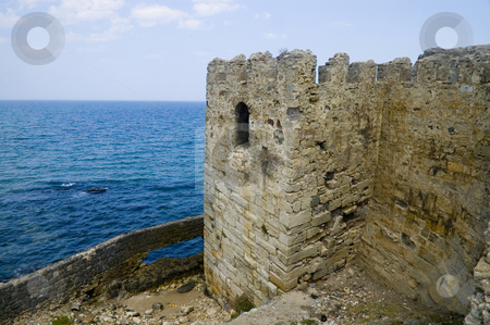 Sinop stock photo, The old turkish city of Sinop near the Black sea by Kobby Dagan