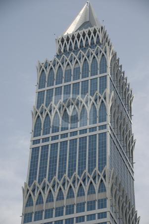 Dubai Building stock photo,  by Didier Tais