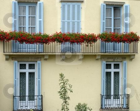 Balcony stock photo,  by Juraj Kovacik