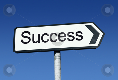 The road to success. stock photo, The road to success. by Stephen Rees