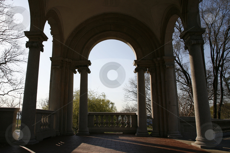 Classical Arches stock photo,  by Terise Slotkin