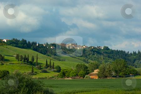 Fabbrica,Peccioli, Toskana - Tuscany stock photo, Fabbrica,Peccioli, Toskana - Tuscany by Wolfgang Heidasch