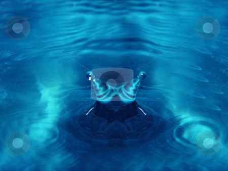 Water Drop stock photo,  by Kirsty Pargeter