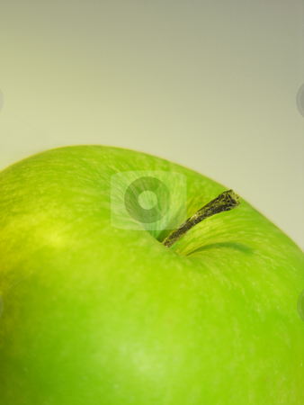 Green apple stock photo,  by Kirsty Pargeter