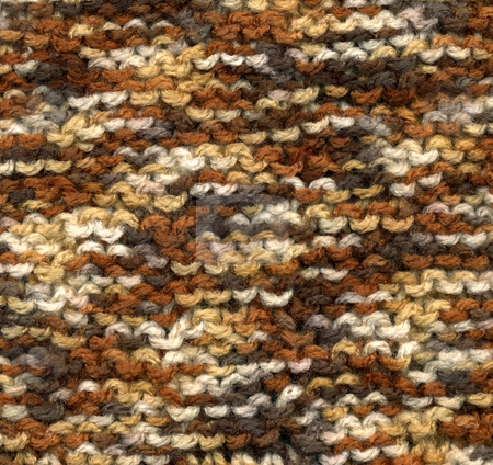 Brown colors wool texture background. stock photo, Brown colors wool texture background. by Stephen Rees