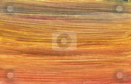 Orange gradient stock photo, Hand painted orange gradient by Kirsty Pargeter