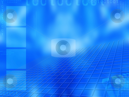Abstract background stock photo, Abstract grid background by Kirsty Pargeter