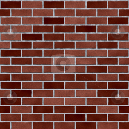Brick wall stock photo, Brick wall background by Kirsty Pargeter