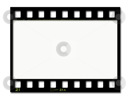 Film strip stock photo, Film strip background by Kirsty Pargeter