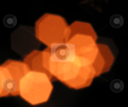 Orange light blur background stock photo,  by Kirsty Pargeter