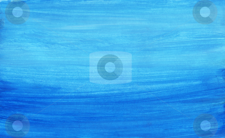 Blue gradient stock photo, Hand painted blue gradient background by Kirsty Pargeter