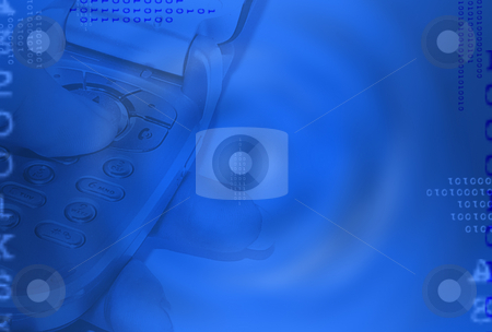 Communication stock photo, Abstract communication background by Kirsty Pargeter
