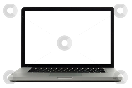 Laptop stock photo,  by Gjermund Alsos