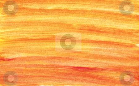 Orange gradient stock photo, Hand painted orange gradient background by Kirsty Pargeter