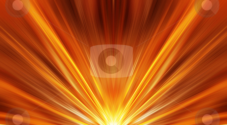 Sunrise stock photo, Abstract sunrise background by Kirsty Pargeter
