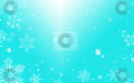 Snowflakes  stock photo, Snowflakes background by Kirsty Pargeter