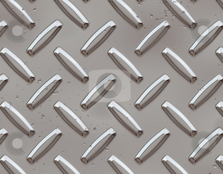 Chrome rivets stock photo, Chrome rivet background by Kirsty Pargeter