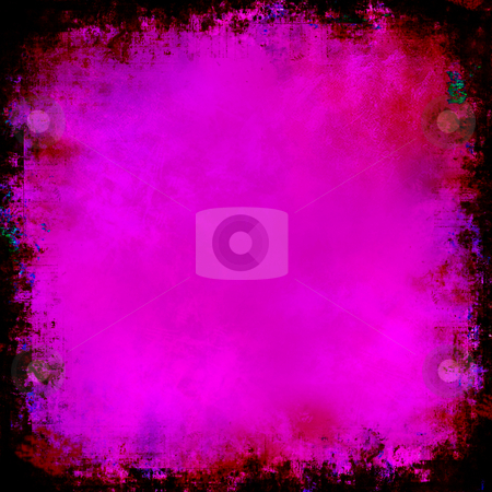 Grunge background stock photo, Colourful grunge background by Kirsty Pargeter