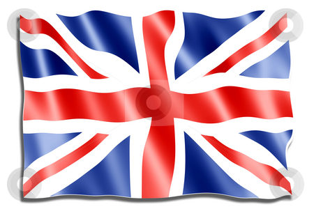 Union Jack stock photo, Union Jack flag background by Kirsty Pargeter