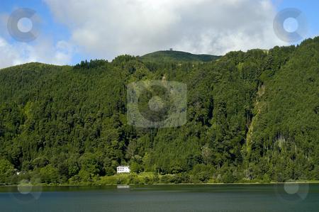 Lake stock photo, Lake and the mountains by Rui Vale de Sousa