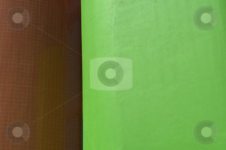 Green stock photo, Modern building detail by Rui Vale de Sousa