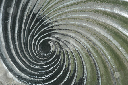 Circles stock photo, Abstract glass circles by Rui Vale de Sousa