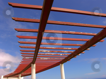 Roofs stock photo, Some kind of roof by Rui Vale de Sousa