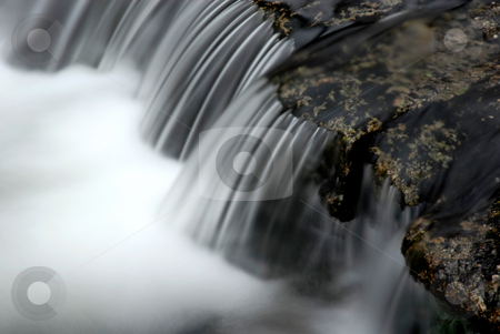 River stock photo, Small river detail in the portuguese national park by Rui Vale de Sousa