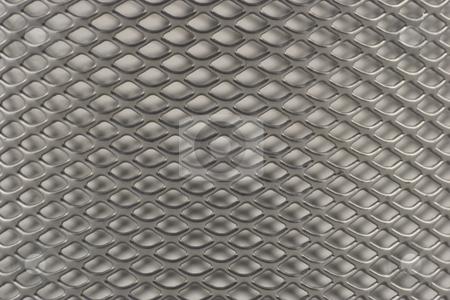 Curved metal mesh stock photo,  by Matt Baker