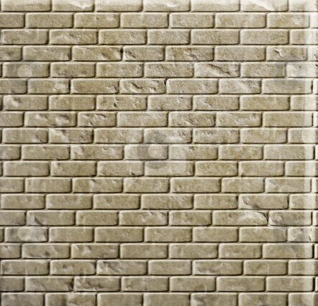 A brick wall stock photo, A decorative brick wall by Matt Baker