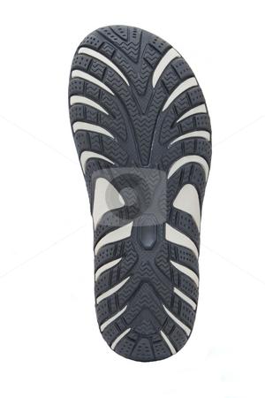 Sports shoe sole stock photo, Sports shoe sole by Andrey Butenko