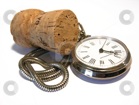 Cork with Time stock photo,  by Kirsty Pargeter