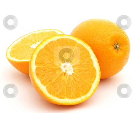Oranges stock photo, Still life of oranges by Kirsty Pargeter