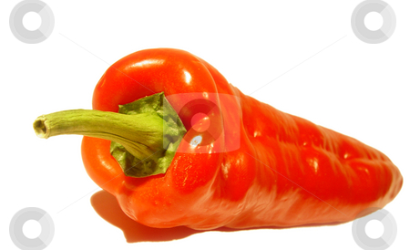 Red Pepper stock photo,  by Kirsty Pargeter