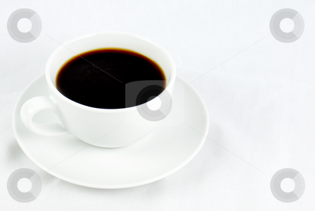 Cup of coffee stock photo, Cup of coffee by Kirsty Pargeter