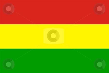 Rastafarian Flag stock photo, This is Rastafarian flag illustration computer generated. by Tudor Antonel adrian