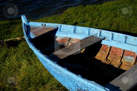 Boat stock photo, Boat in land by Rui Vale de Sousa