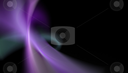 Abstract Fractal Layout stock photo, A 3D abstract layout you can use as a template for any design piece. by Todd Arena