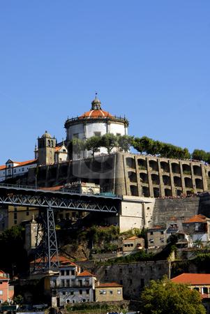 Oporto stock photo, Oporto and gaia towns in the north of portugal by Rui Vale de Sousa