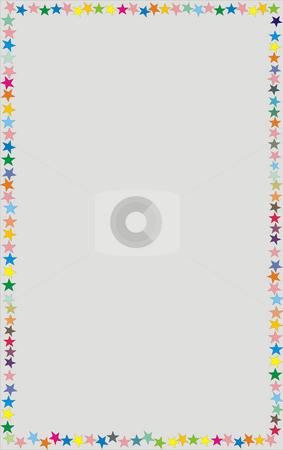 Frame stock photo, Star frame illustration by Rui Vale de Sousa