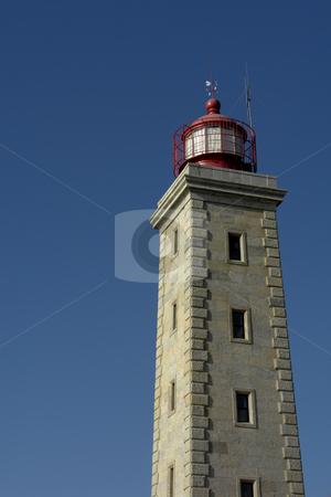 Lighthouse stock photo, Ancient lighthouse by Rui Vale de Sousa