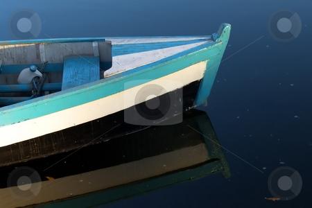 Boat stock photo, Boat detail by Rui Vale de Sousa