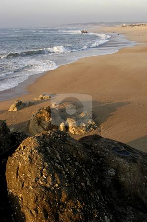 Beach stock photo, Portuguese beach by Rui Vale de Sousa