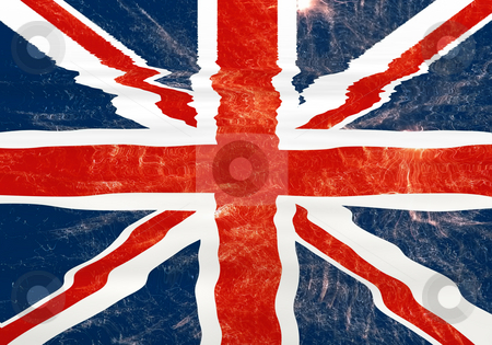 England stock photo, United kingdom england flag ilustration, computer generated by Rui Vale de Sousa