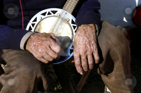Mandolin stock photo, Mandolin man by Rui Vale de Sousa