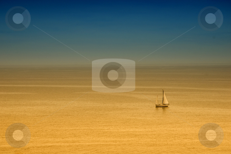 Freedom stock photo, Small boat at the south of portugal by Rui Vale de Sousa